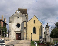 église paroissiale Saint-Georges