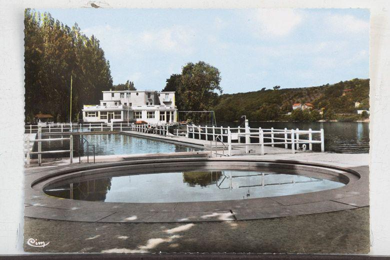 Gertrude plage artificielle d 39 elisabethville for Aubergenville piscine