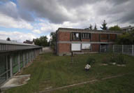 Groupe scolaire Louise-Michel : logements des instituteurs.